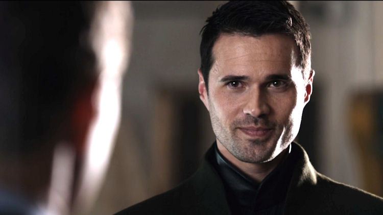 Agents of SHIELD Brett Dalton on Ward s Return Romance with Skye Variety