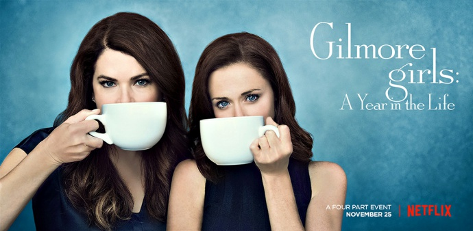 In Midnights, in Cups of Coffee: Gilmore Girls Reveal