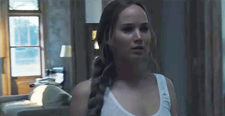 Jennifer Lawrence's 'Mother!' Teaser is a Psychological Mind Trip