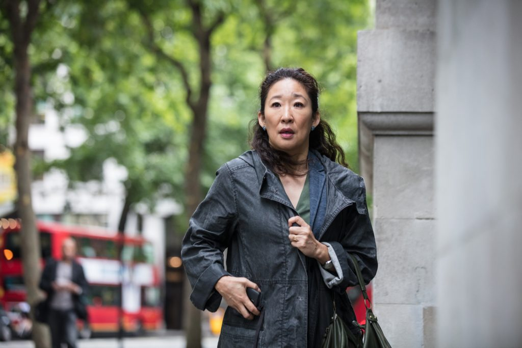 Sandra Oh returns to TV in 'Killing Eve' on BBC America