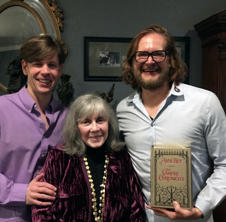 Bryan Fuller, Anne Rice Developing Vampire Chronicles TV Series