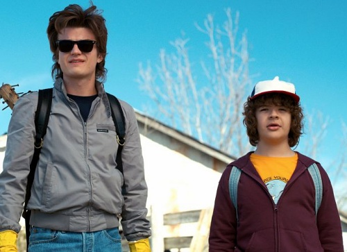 Winona Ryder's Two Longtime Crushes Adorably Snuggle, as Details on Stranger Things' Third Season Emerge