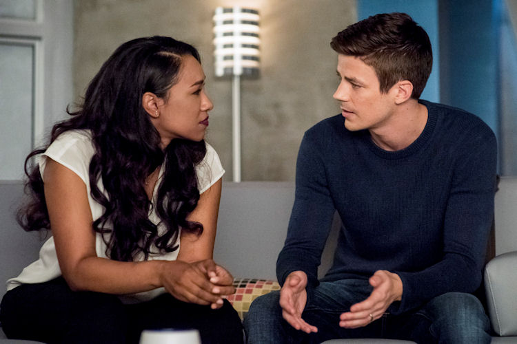 The Flash, 'All Doll'd Up': Barry and Iris Get a Date Night While